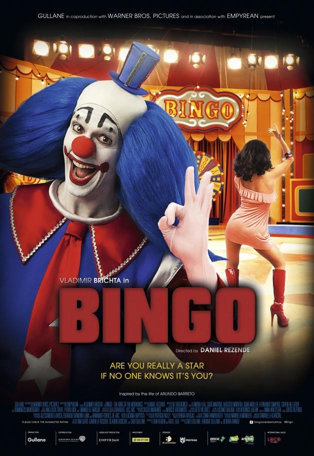 Bingo – O Rei Das Manhãs – Internacional