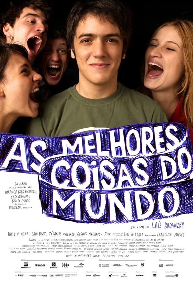 (Português do Brasil) As Melhores Coisas do Mundo