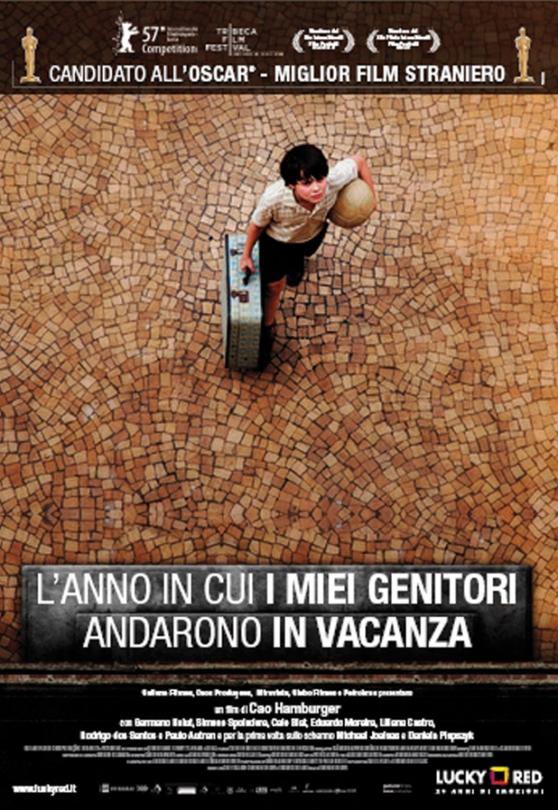 O Ano em que Meus Pais Saíram de Férias – Itália