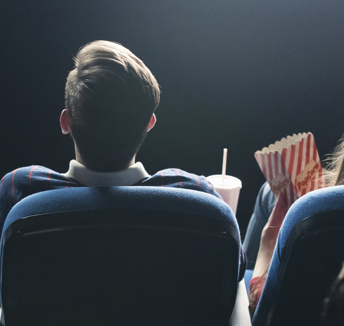 The number of cinema screens in the country is the largest since 1970