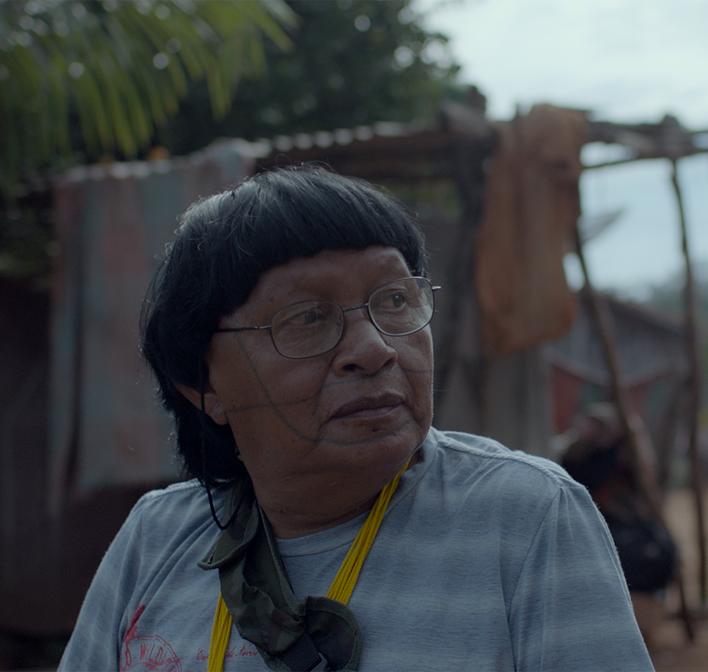 Ex-Pajé ganha prêmio no Grande Prêmio do Cinema Brasileiro