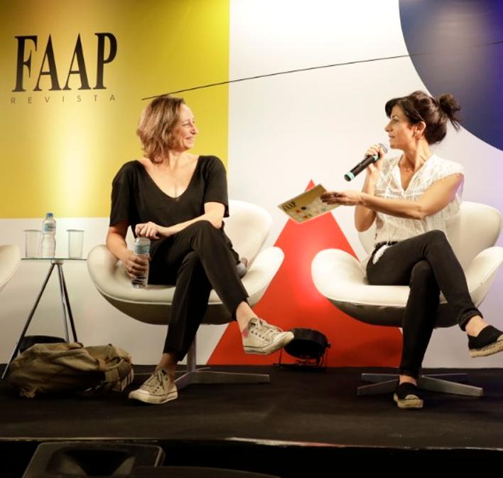 Caio Gullane fala sobre o futuro do cinema no primeiro evento da Revista FAAP ao vivo
