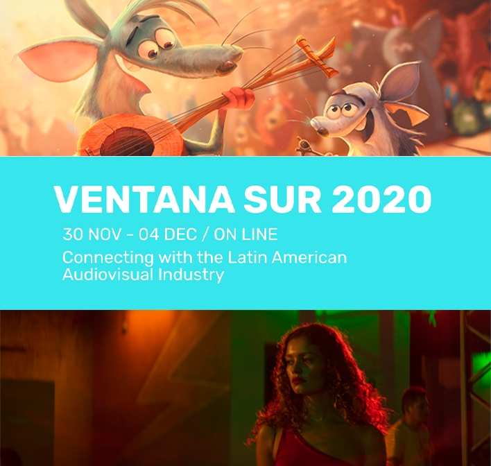 Gullane will showcase two projects at Ventana Sur