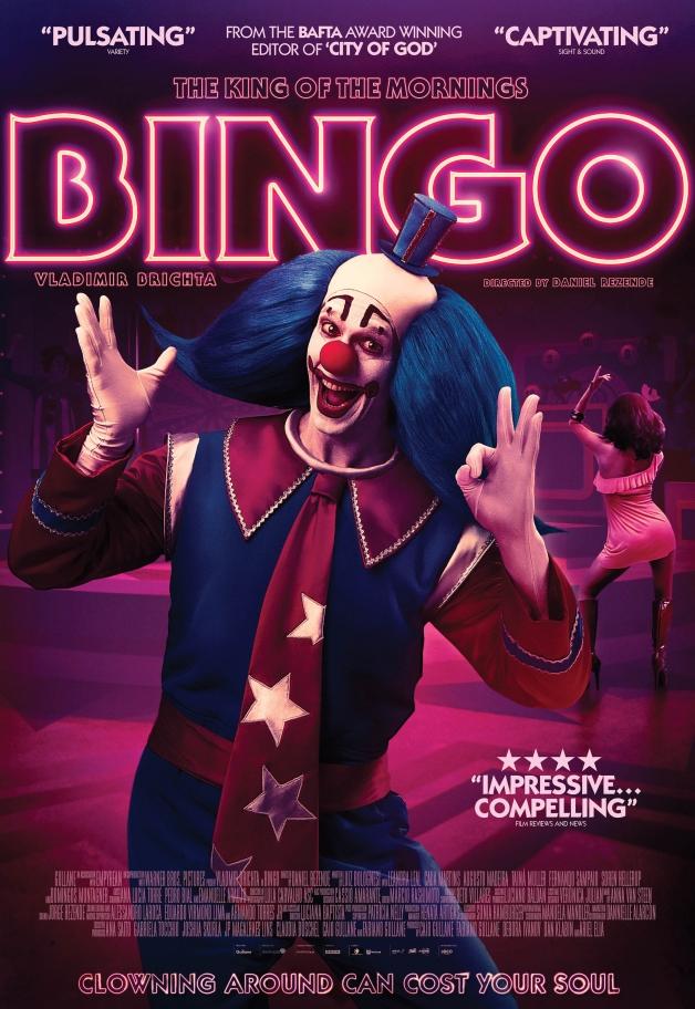 Bingo – O Rei Das Manhãs – UK