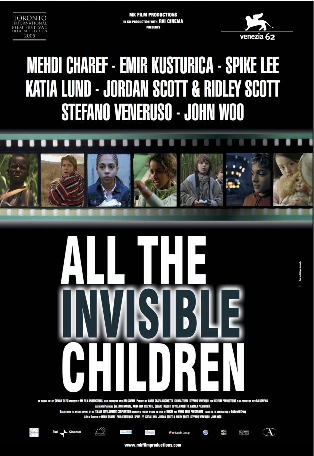 (Português do Brasil) Crianças Invisíveis
