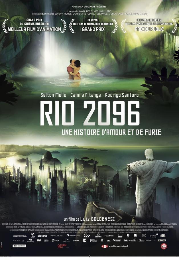 (Português do Brasil) Uma História de Amor e Fúria – França