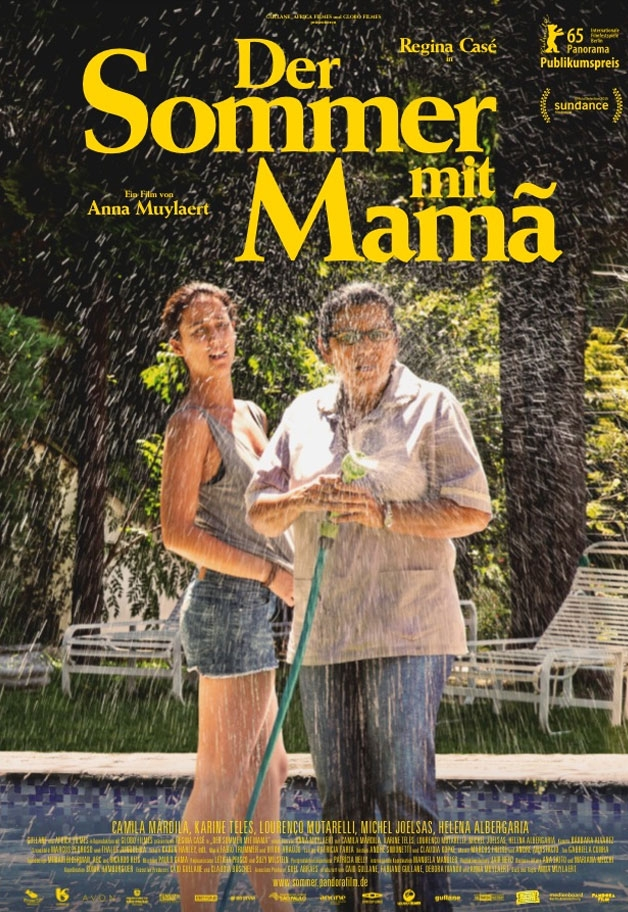 The Second Mother – alemanha