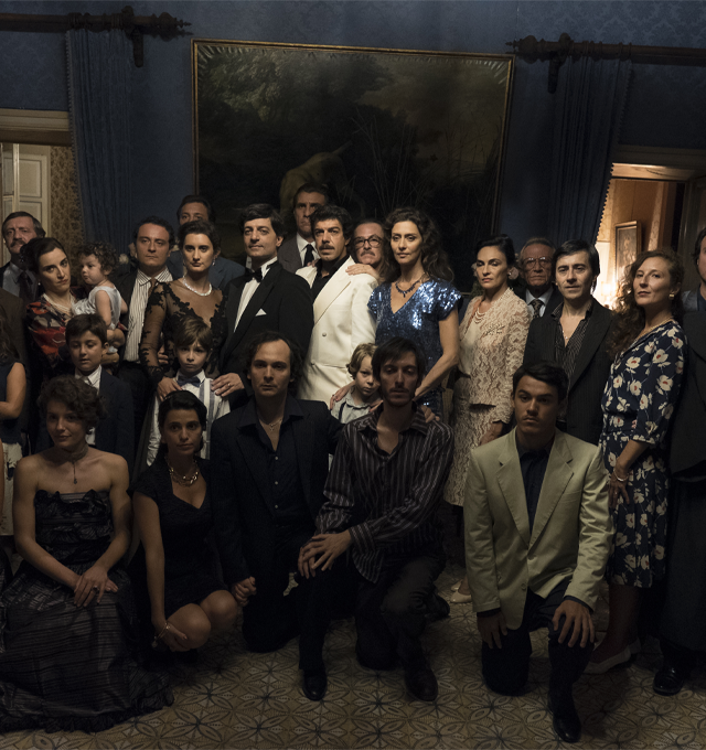 The Traitor is selected for the Official Competition at Cannes Film Festival 2019