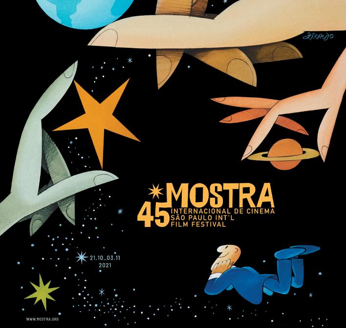 45º Mostra Internacional de Cinema de São Paulo conta com duas de nossas produções